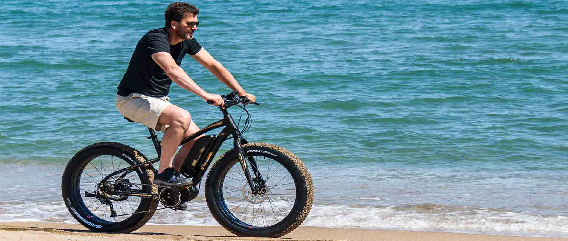 fat bike électrique
